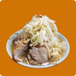 二郎系拉面——美味、低成本的典范